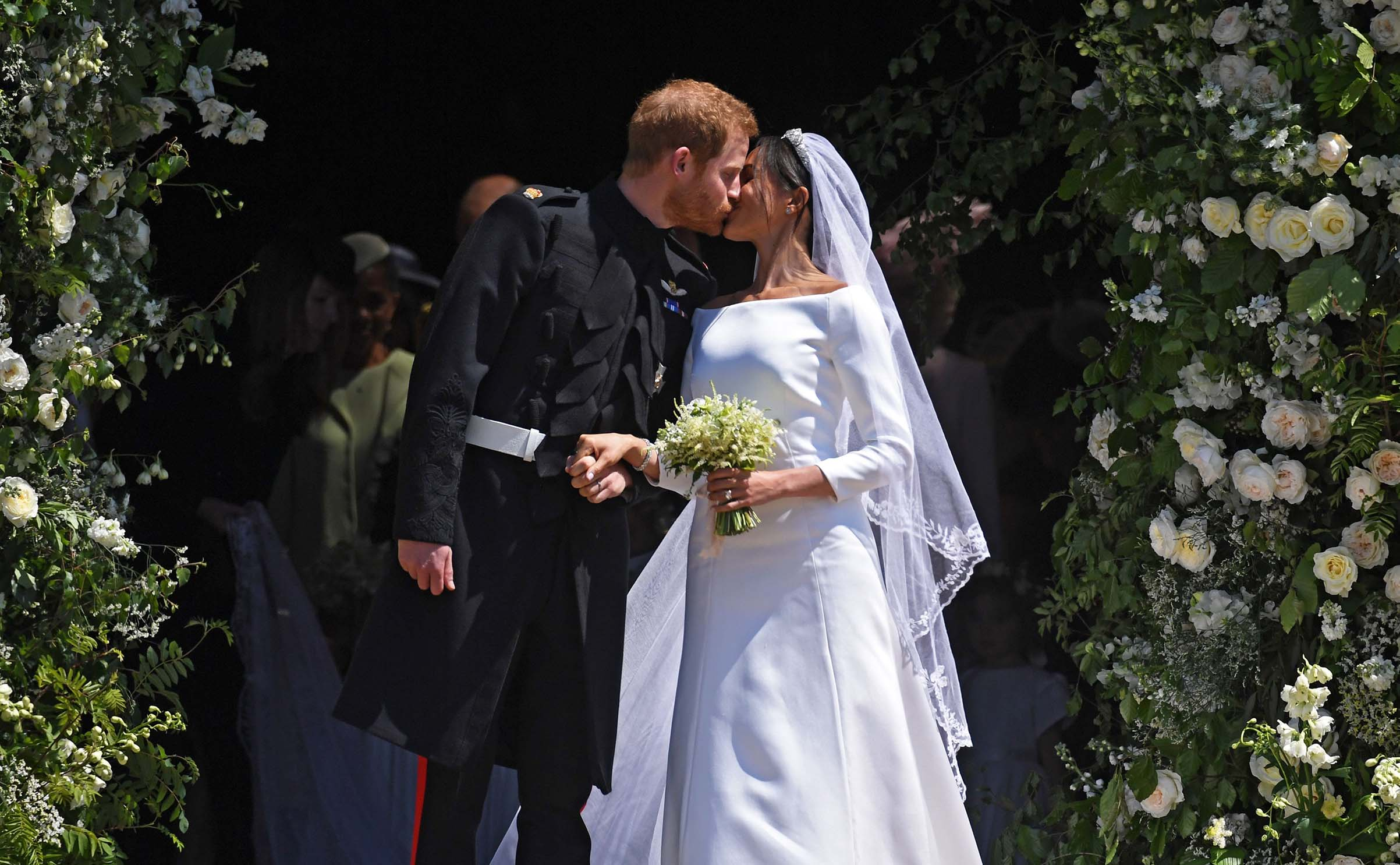 Royal Wedding of Prince Harry and Meghan Markle in Windsor, United Kingdom – 19 May 2018