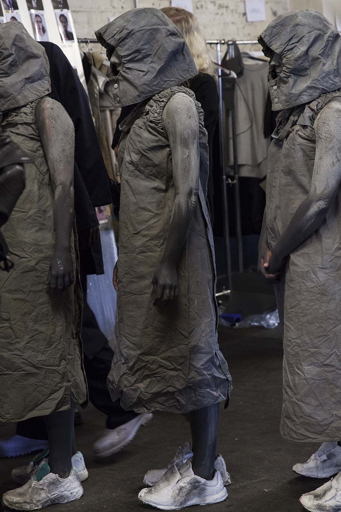 A Cold Wall // A-COLD-WALL SS'19 Show Images at London Fashion Week Men's by Caoimhe Hahn for Sagaboi. June 10 2018