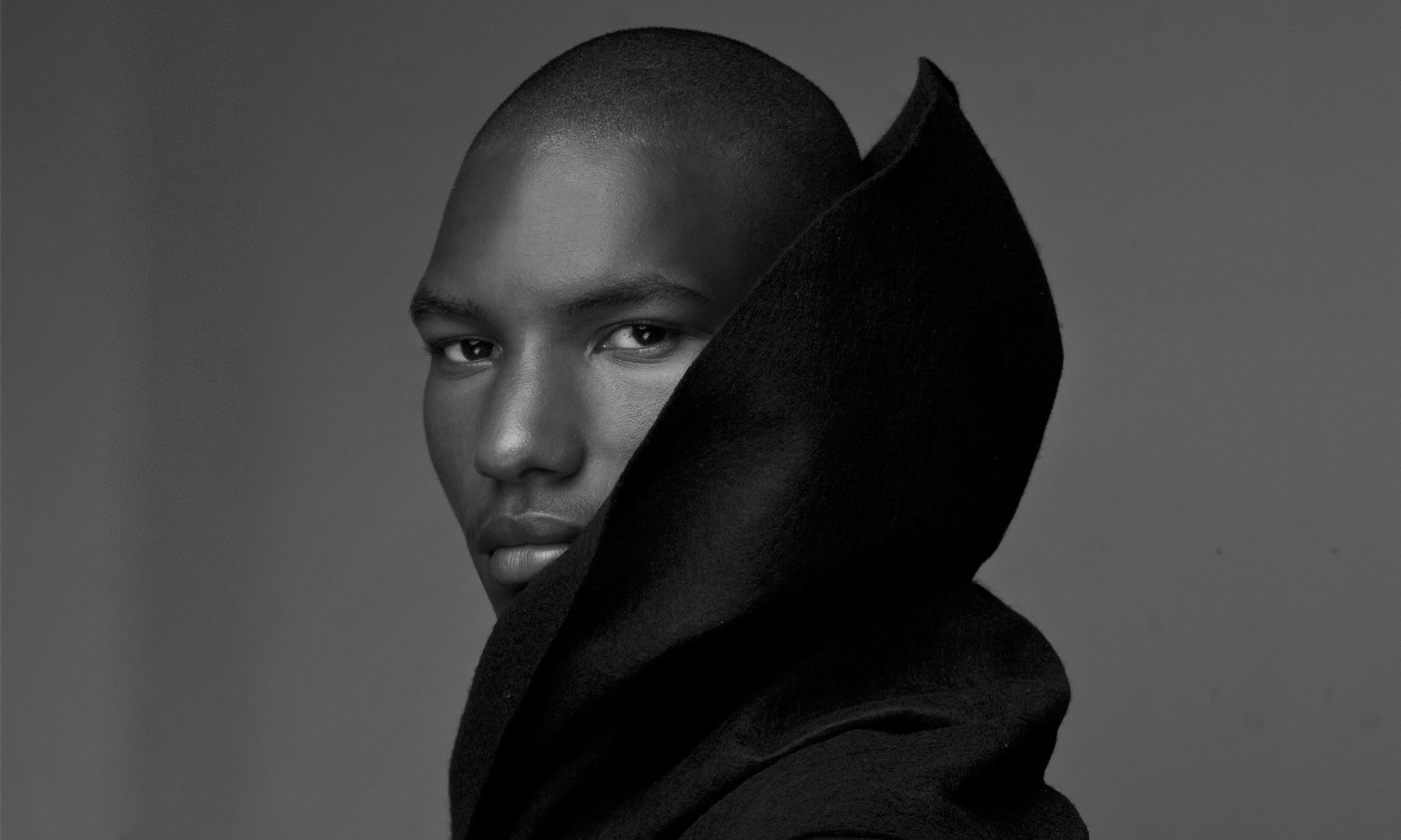 Brad allen top black male model