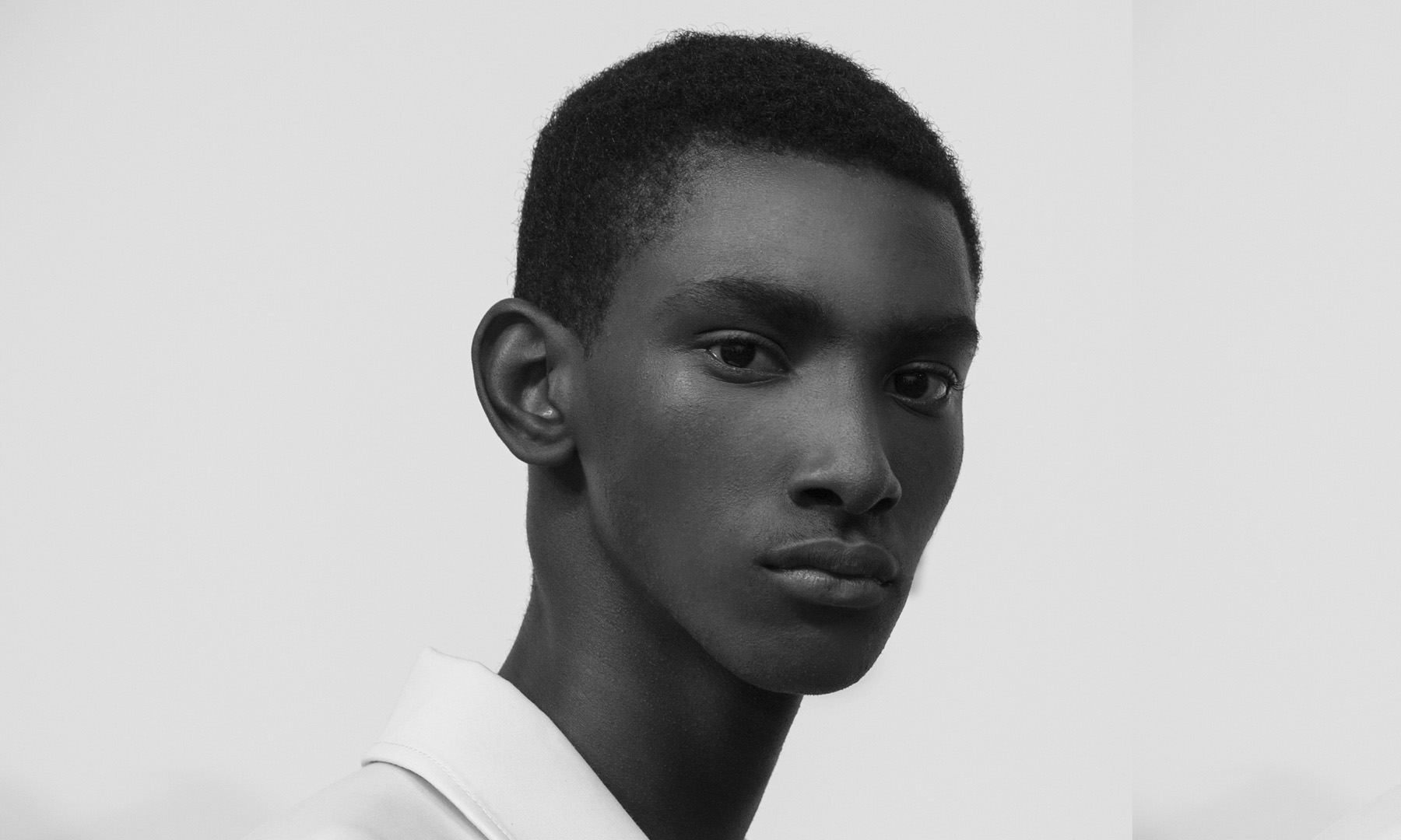 Myles dominique top black male model 2018 sagaboi