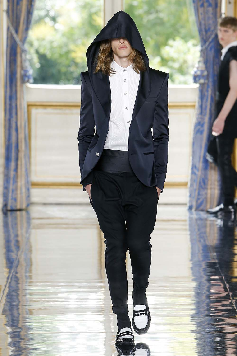 Balmain Paris Fashion Week Men's SS19 - Sagaboi - Look 106