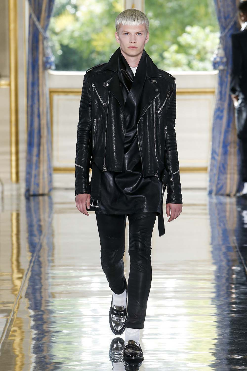 Balmain Paris Fashion Week Men's SS19 - Sagaboi - Look 96