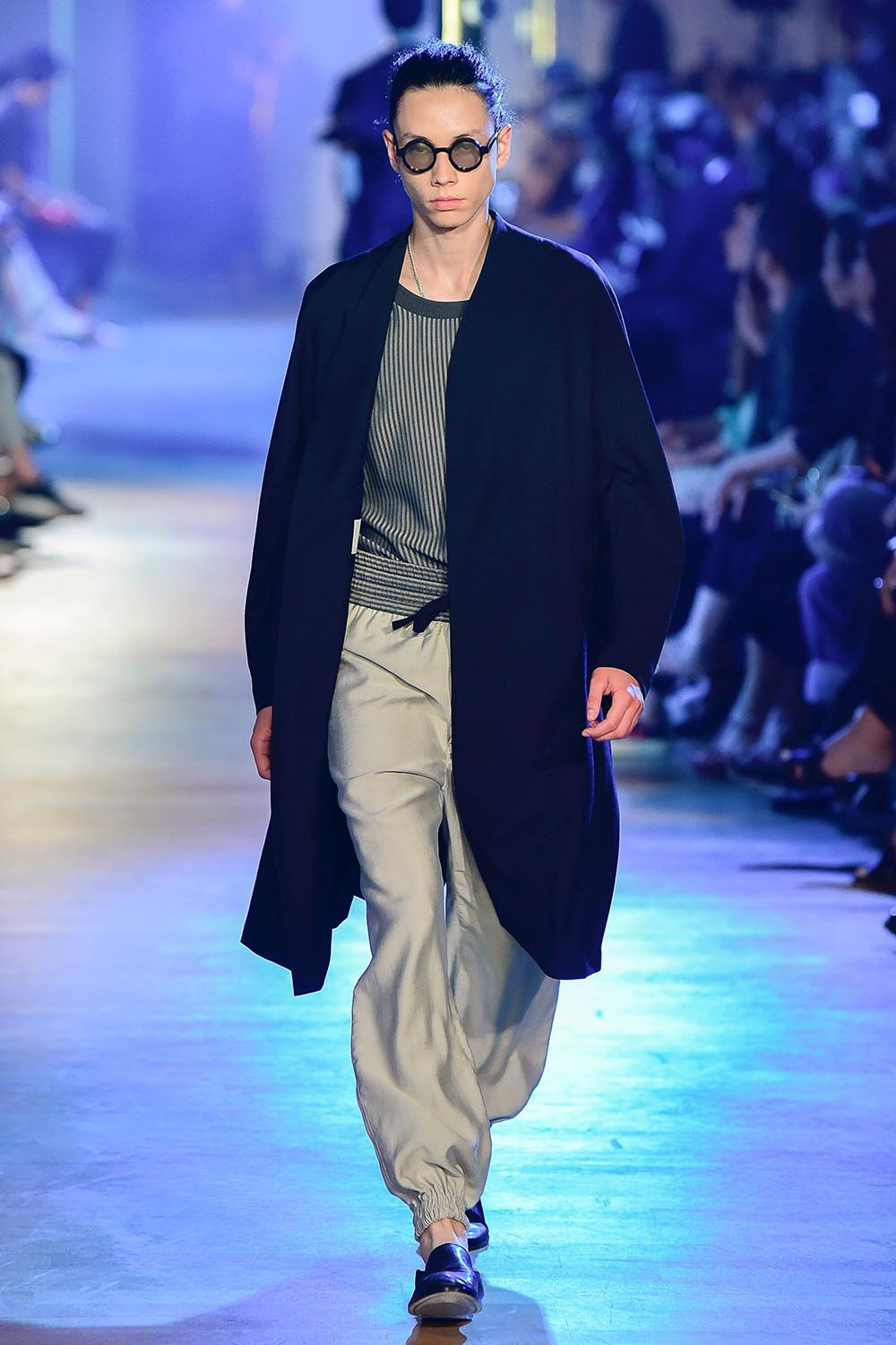 Cerruti 1881 Paris Fashion Week Men's SS19 - Sagaboi - Look 22