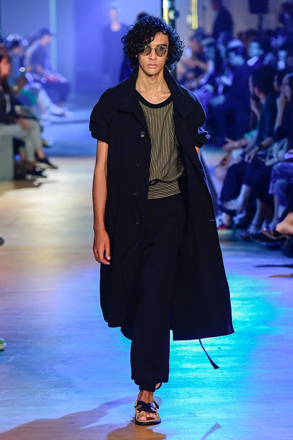 Cerruti 1881 Paris Fashion Week Men's SS19 - Sagaboi - Look 34