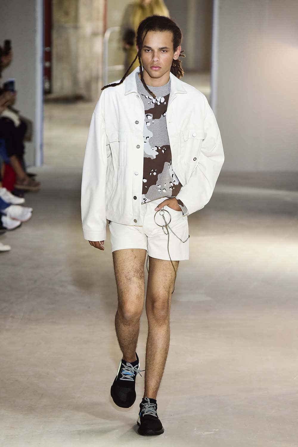 Etudes Paris Fashion Week Men's SS19 - Sagaboi - Look 10
