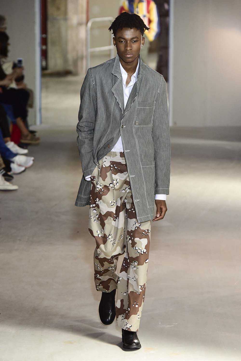 Etudes Paris Fashion Week Men's SS19 - Sagaboi - Look 12