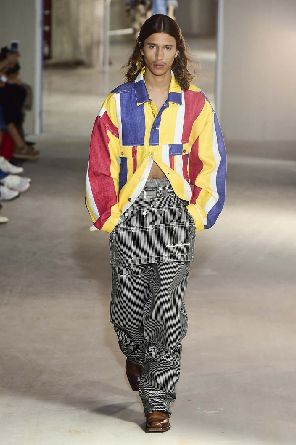 Etudes Paris Fashion Week Men's SS19 - Sagaboi - Look 13