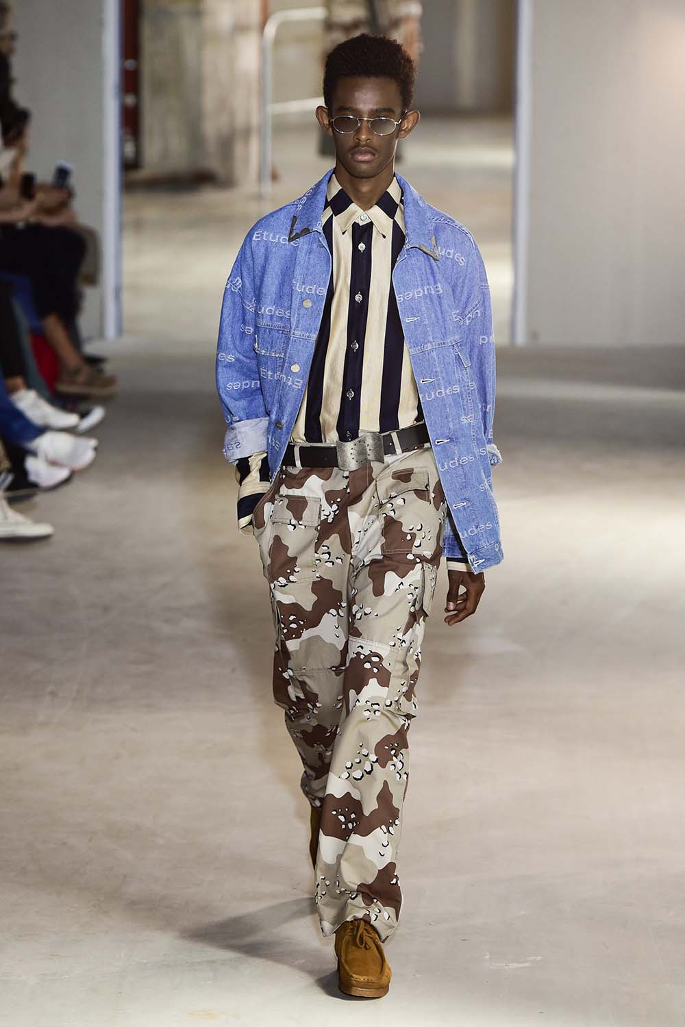 Etudes Paris Fashion Week Men's SS19 - Sagaboi - Look 14
