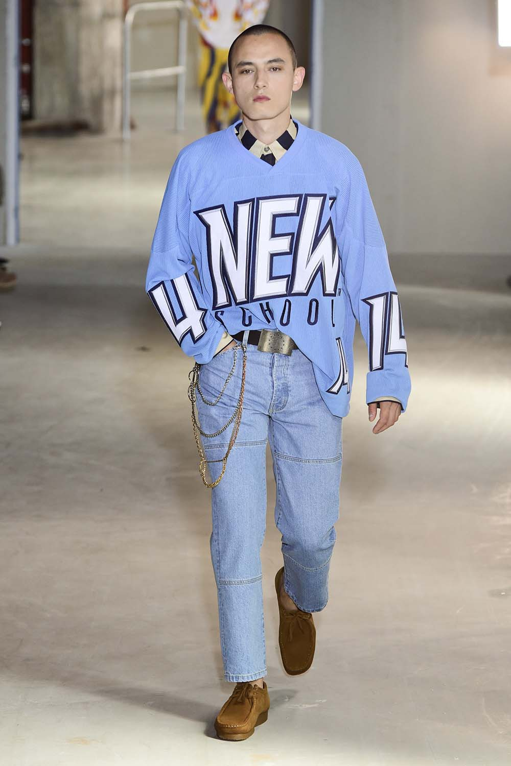 Etudes Paris Fashion Week Men's SS19 - Sagaboi - Look 16