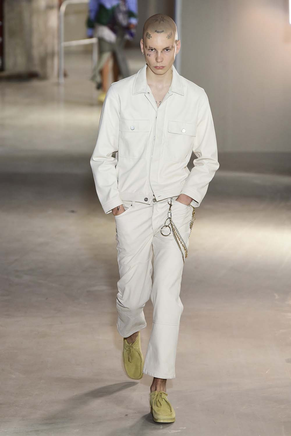 Etudes Paris Fashion Week Men's SS19 - Sagaboi - Look 21