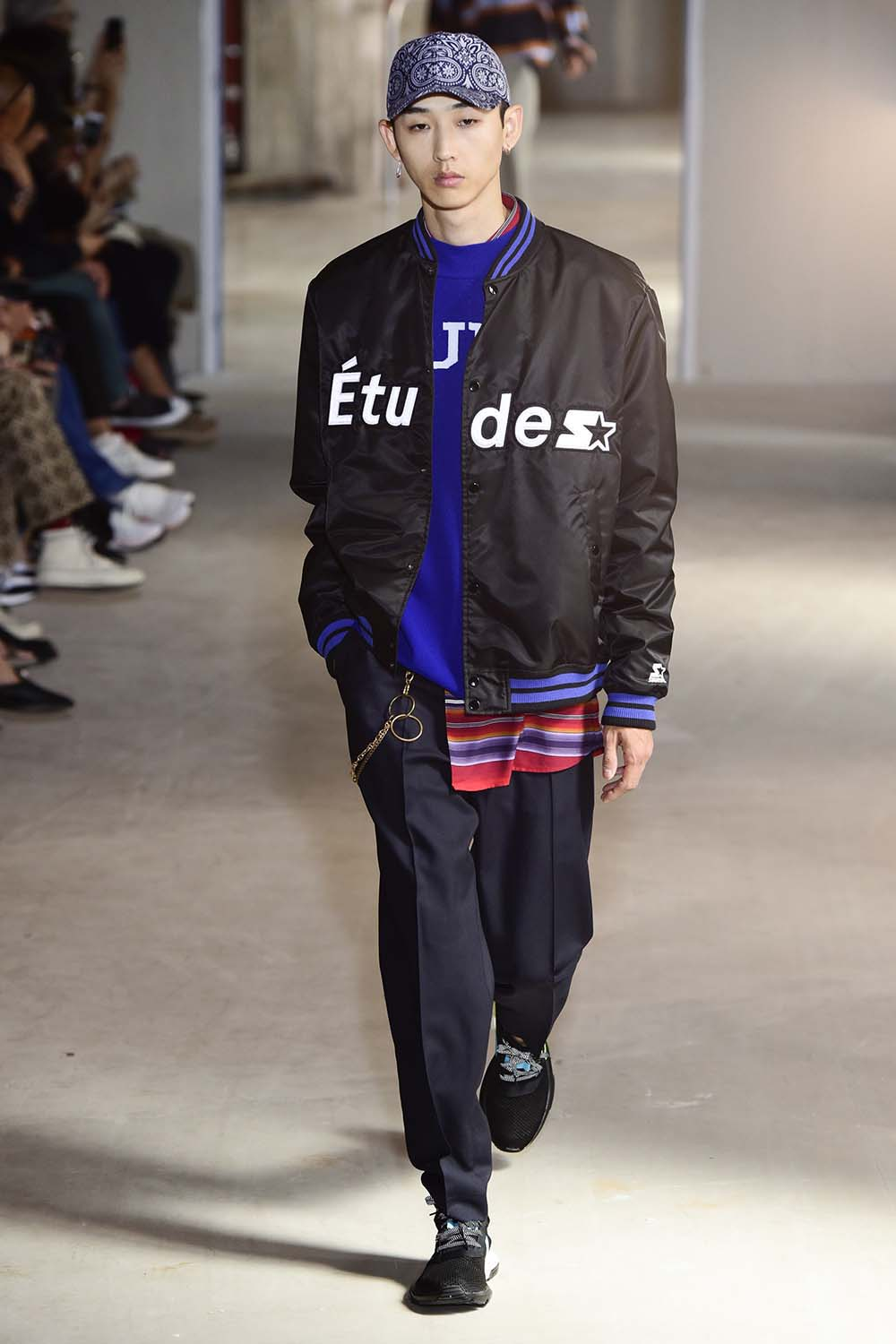 Etudes Paris Fashion Week Men's SS19 - Sagaboi - Look 23