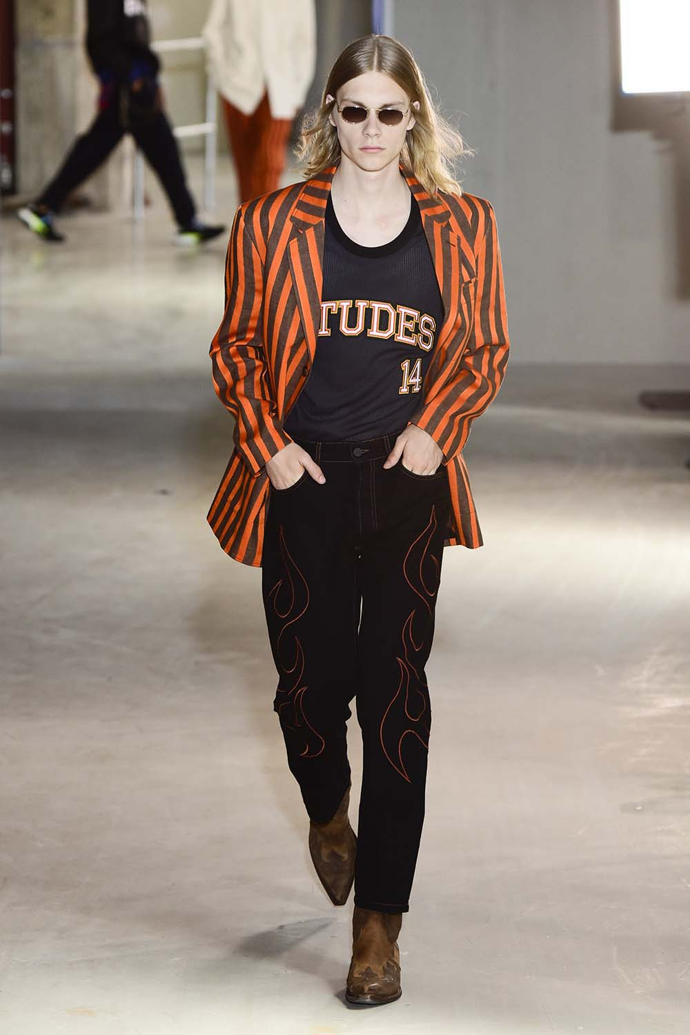 Etudes Paris Fashion Week Men's SS19 - Sagaboi - Look 28