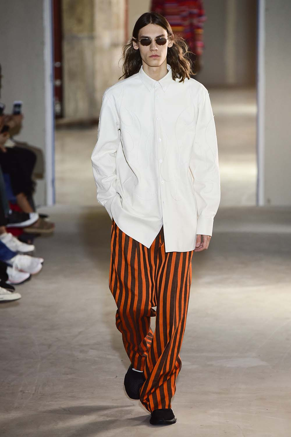 Etudes Paris Fashion Week Men's SS19 - Sagaboi - Look 29