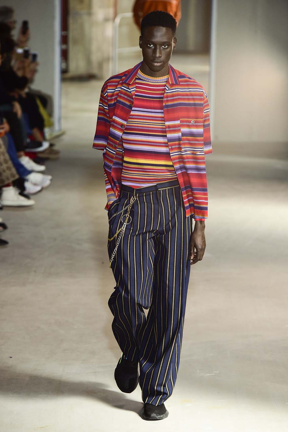 Etudes Paris Fashion Week Men's SS19 - Sagaboi - Look 30