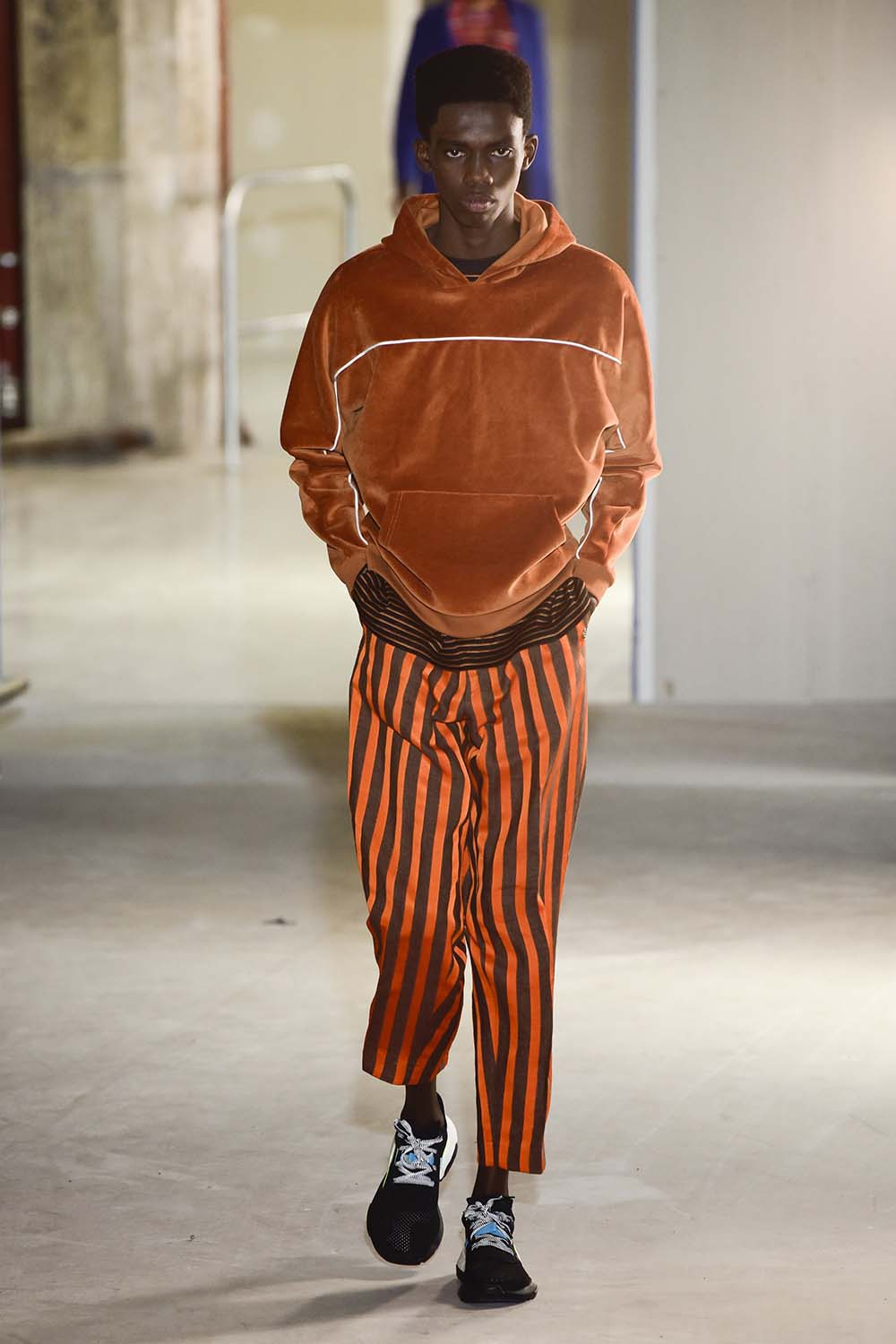 Etudes Paris Fashion Week Men's SS19 - Sagaboi - Look 31