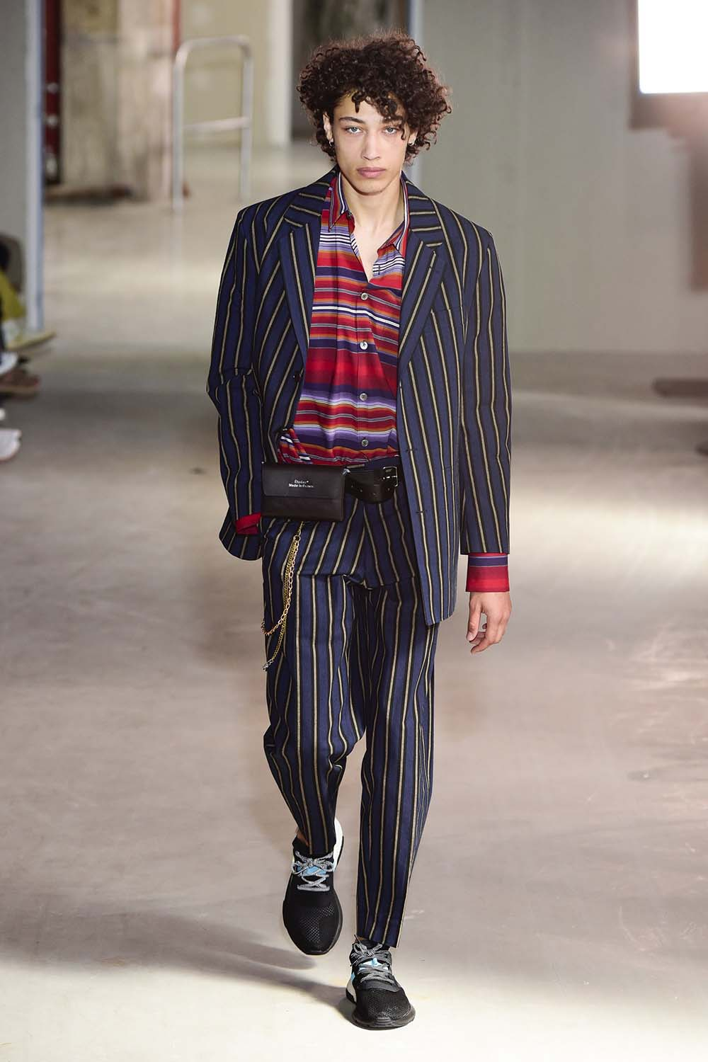 Etudes Paris Fashion Week Men's SS19 - Sagaboi - Look 33