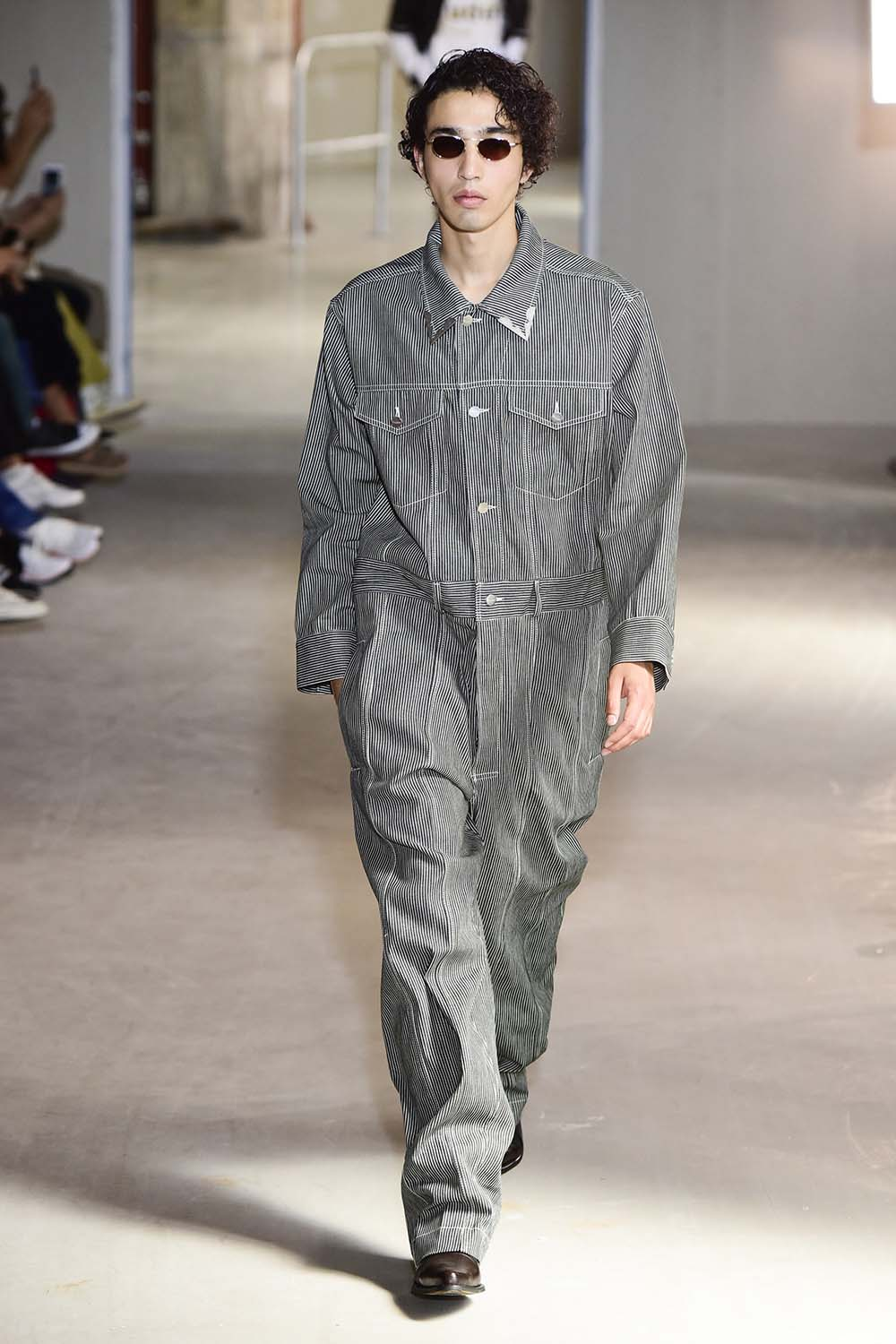 Etudes Paris Fashion Week Men's SS19 - Sagaboi - Look 34