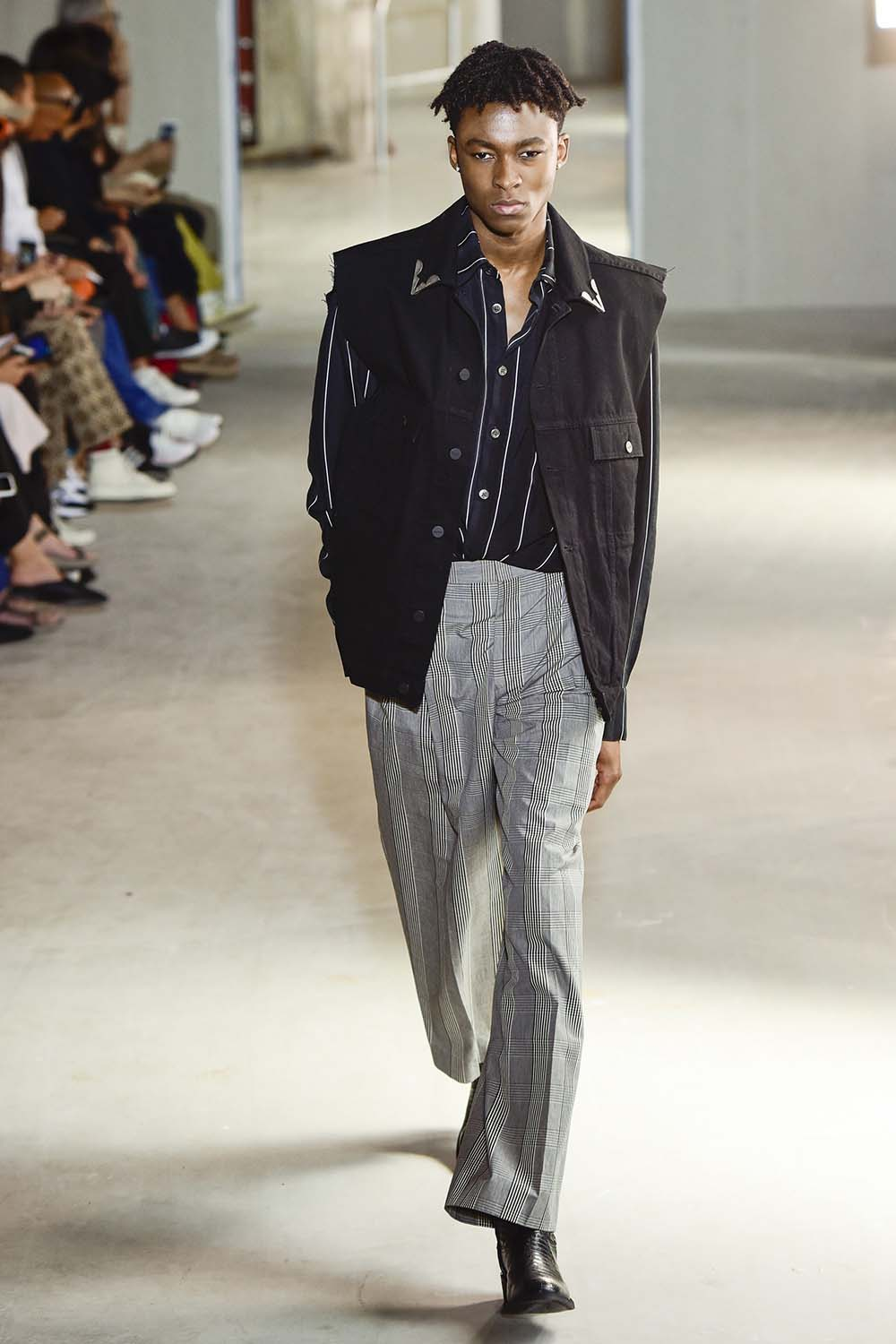 Etudes Paris Fashion Week Men's SS19 - Sagaboi - Look 37