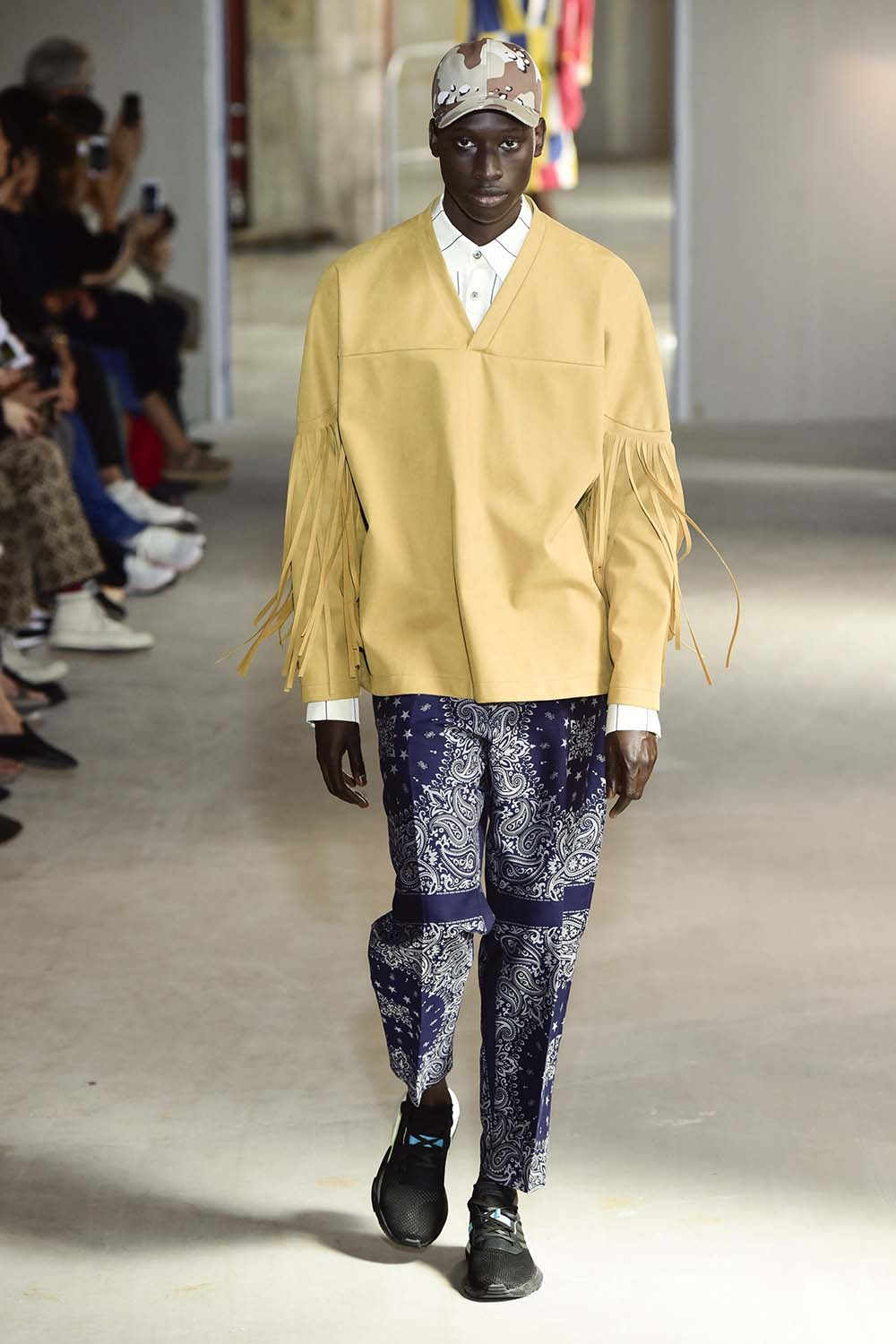 Etudes Paris Fashion Week Men's SS19 - Sagaboi - Look 5