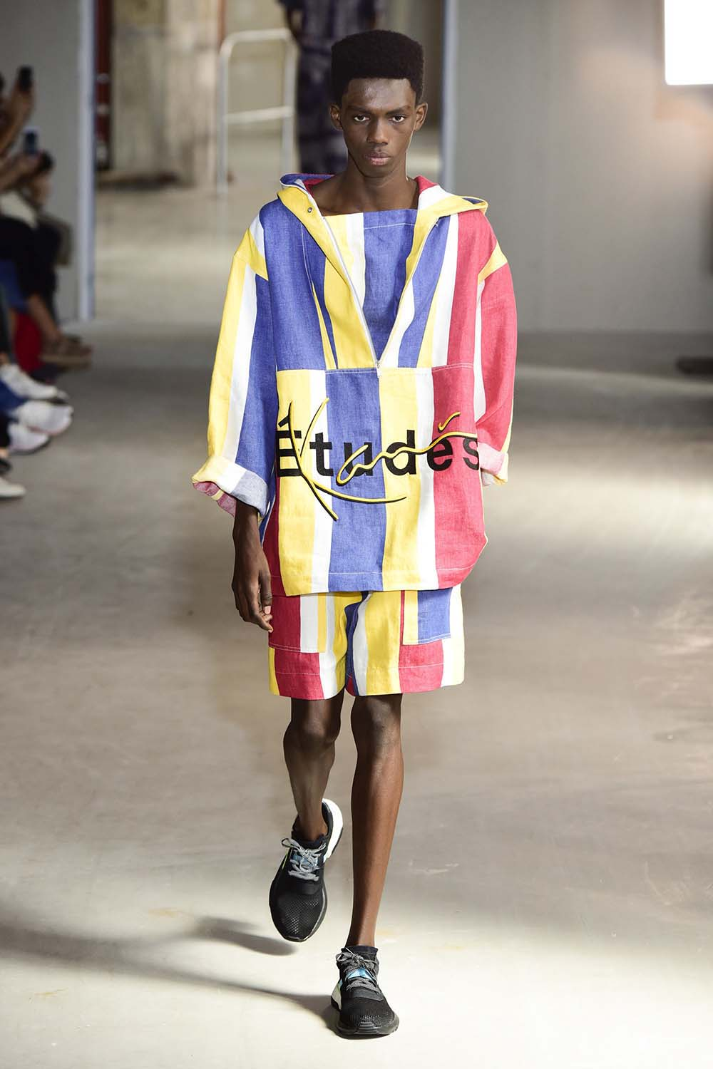 Etudes Paris Fashion Week Men's SS19 - Sagaboi - Look 6