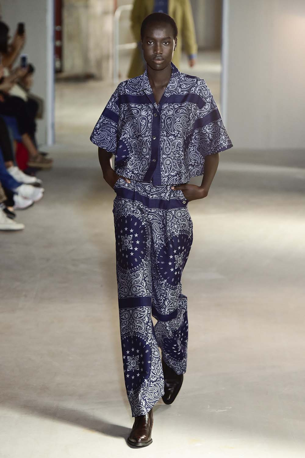 Etudes Paris Fashion Week Men's SS19 - Sagaboi - Look 7