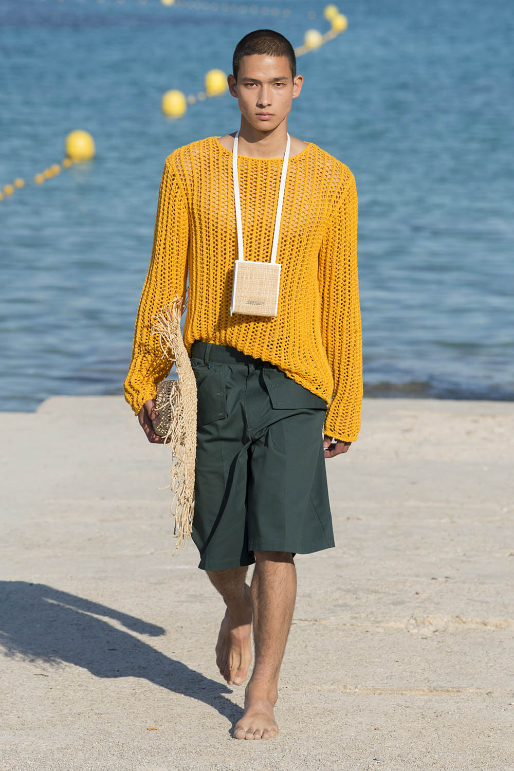 Jacquemus Paris Fashion Week Men's SS19 - Sagaboi - Look 10