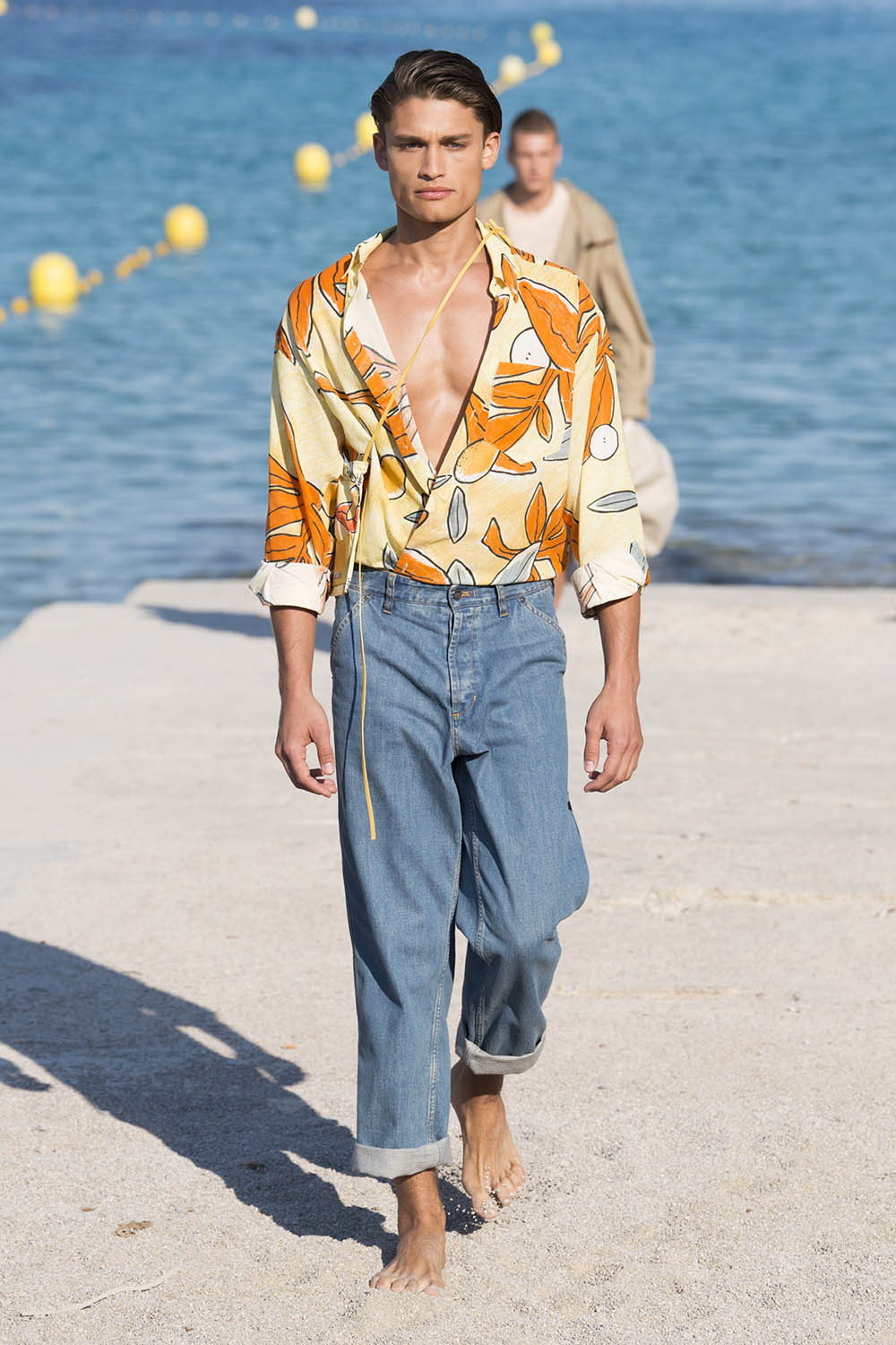 Jacquemus Paris Fashion Week Men's SS19 - Sagaboi - Look 11