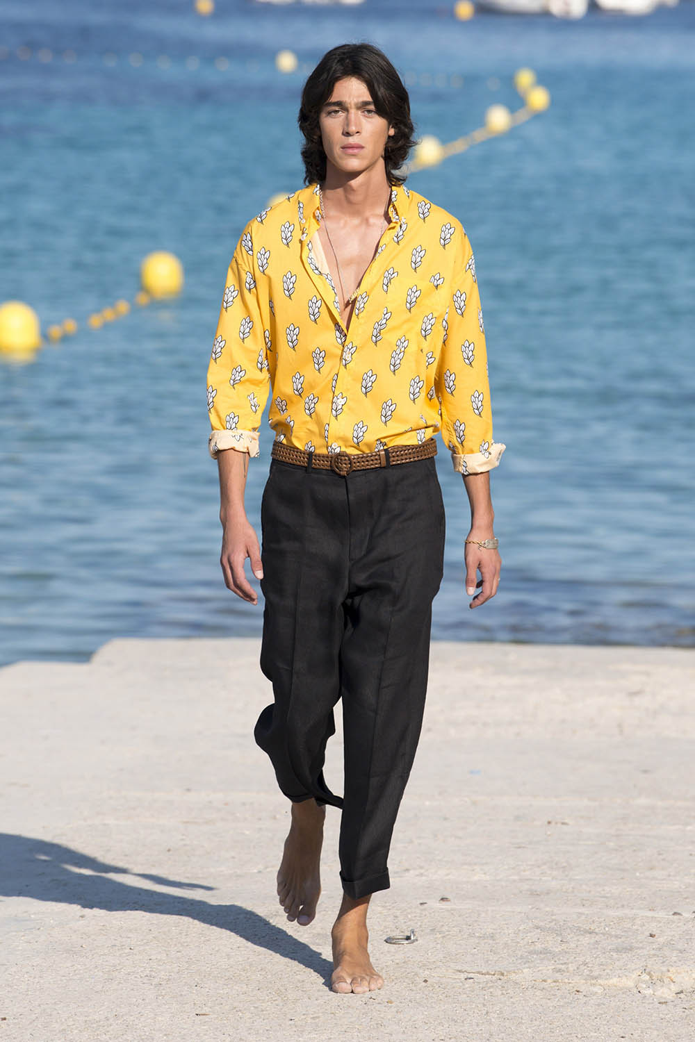 Jacquemus Paris Fashion Week Men's SS19 - Sagaboi - Look 23