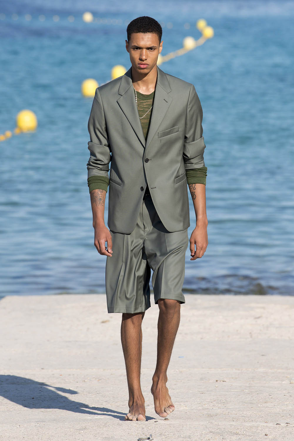 Jacquemus Paris Fashion Week Men's SS19 - Sagaboi - Look 24