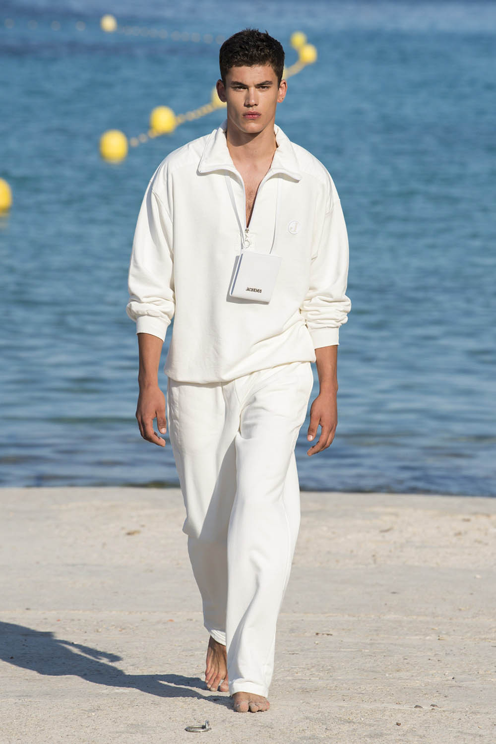Jacquemus Paris Fashion Week Men's SS19 - Sagaboi - Look 26
