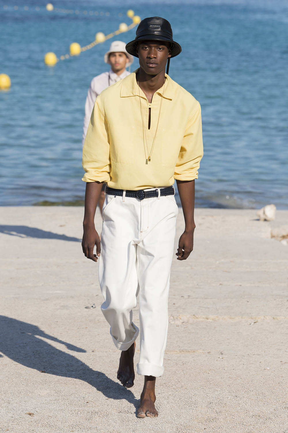 Jacquemus Paris Fashion Week Men's SS19 - Sagaboi - Look 4