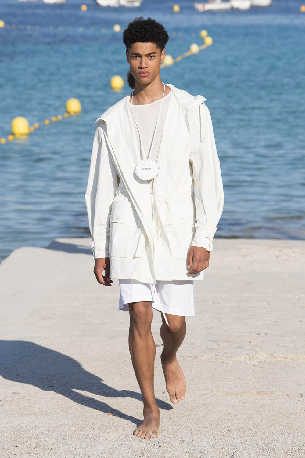 Jacquemus Paris Fashion Week Men's SS19 - Sagaboi - Look 8