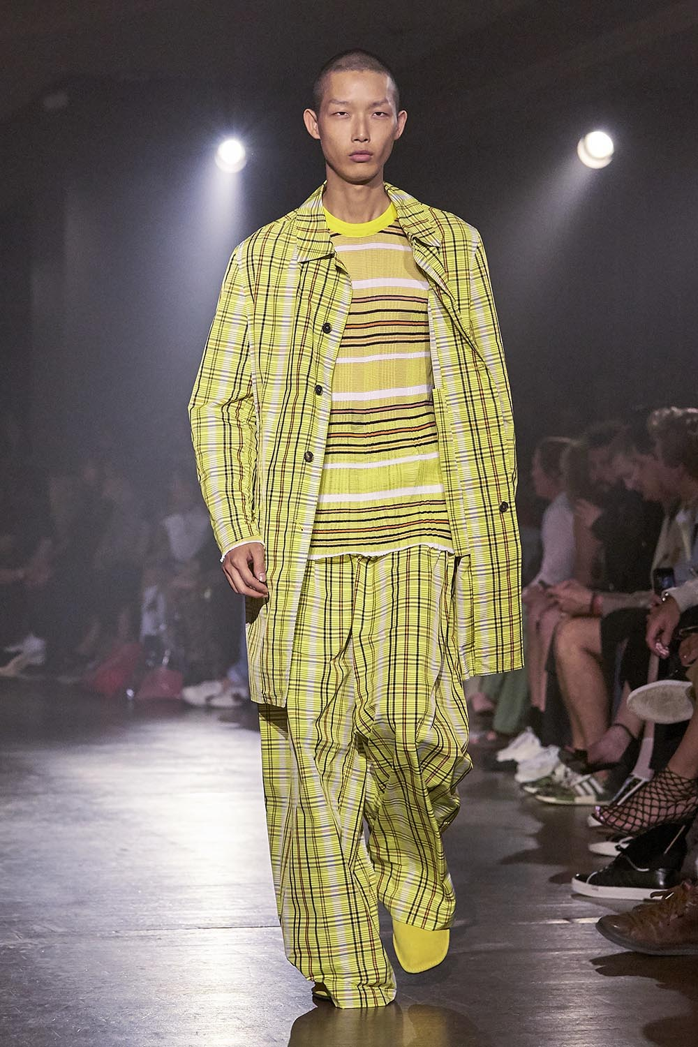 Kenzo Spring Summer 2019 Presetnation in Paris at Paris Fashion