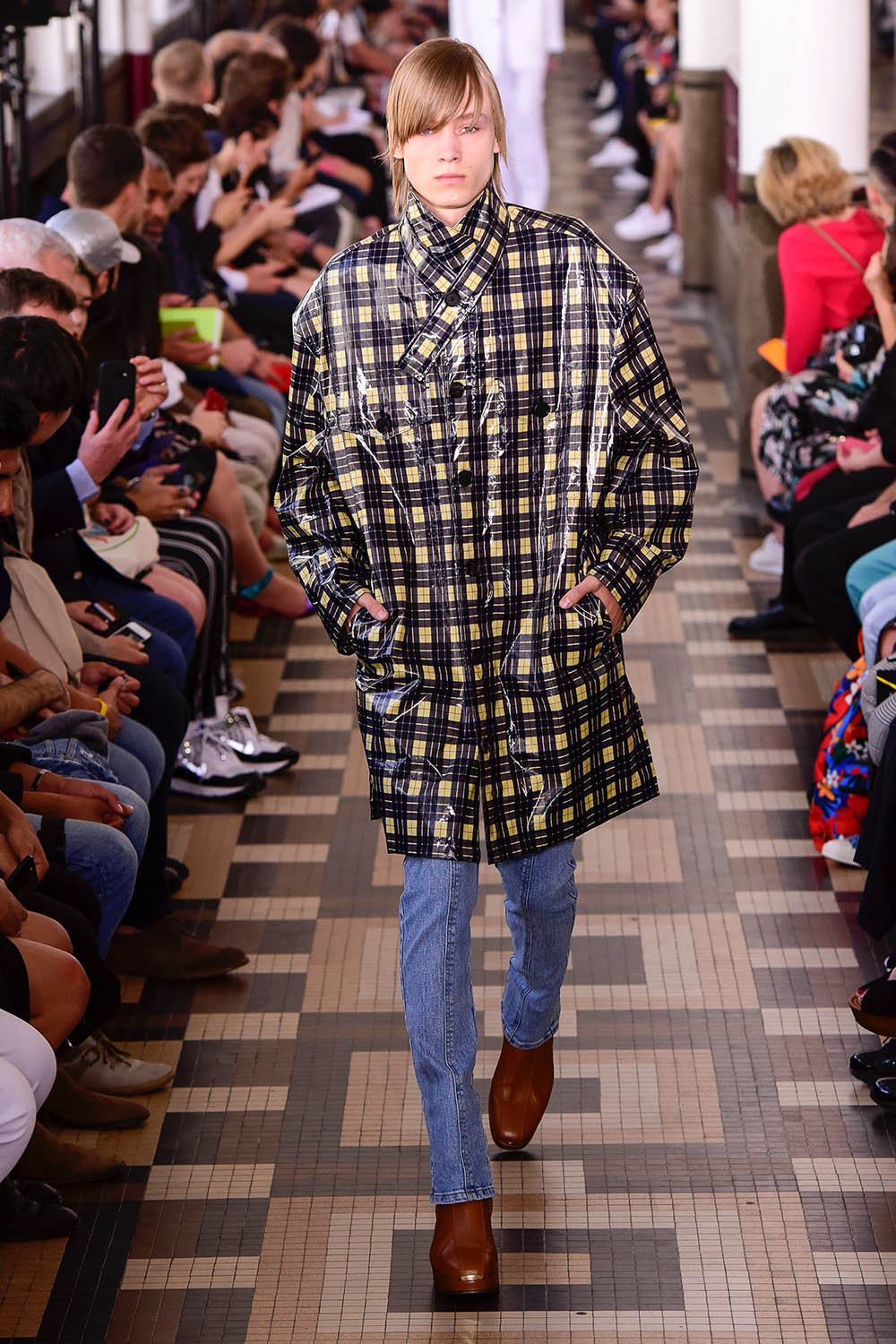 Wooyoungmi Paris Fashion Week Men's SS19 - Sagaboi - Look 11