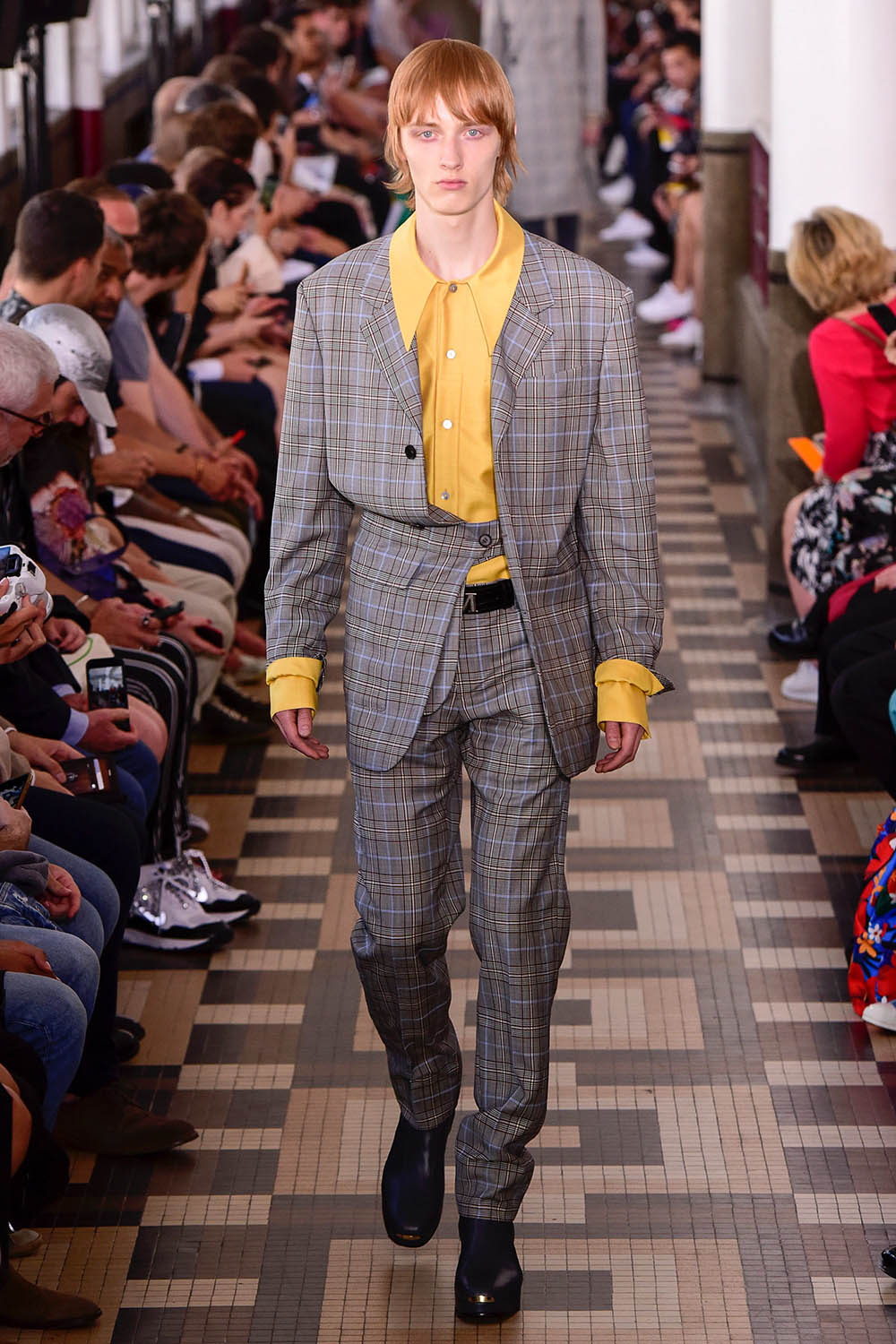 Wooyoungmi Paris Fashion Week Men's SS19 - Sagaboi - Look 2