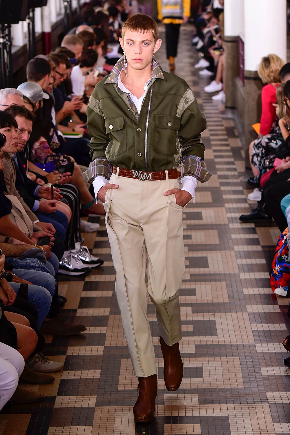 Wooyoungmi Paris Fashion Week Men's SS19 - Sagaboi - Look 20