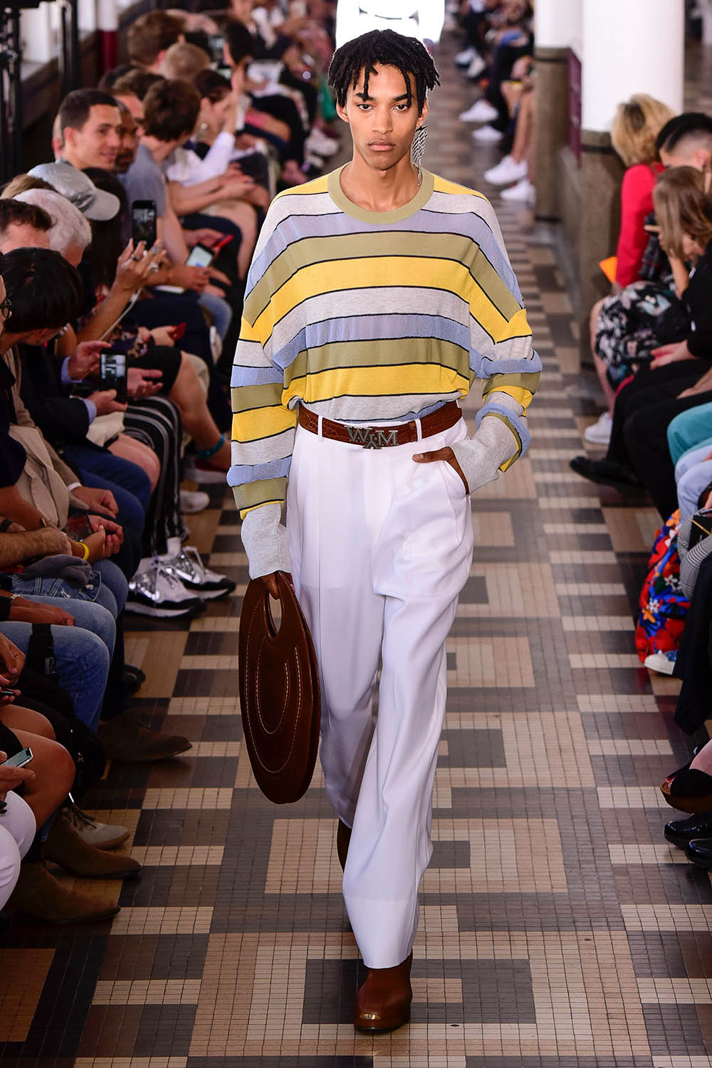 Wooyoungmi Paris Fashion Week Men's SS19 - Sagaboi - Look 23