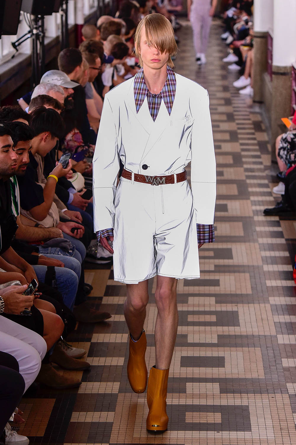 Wooyoungmi Paris Fashion Week Men's SS19 - Sagaboi - Look 24