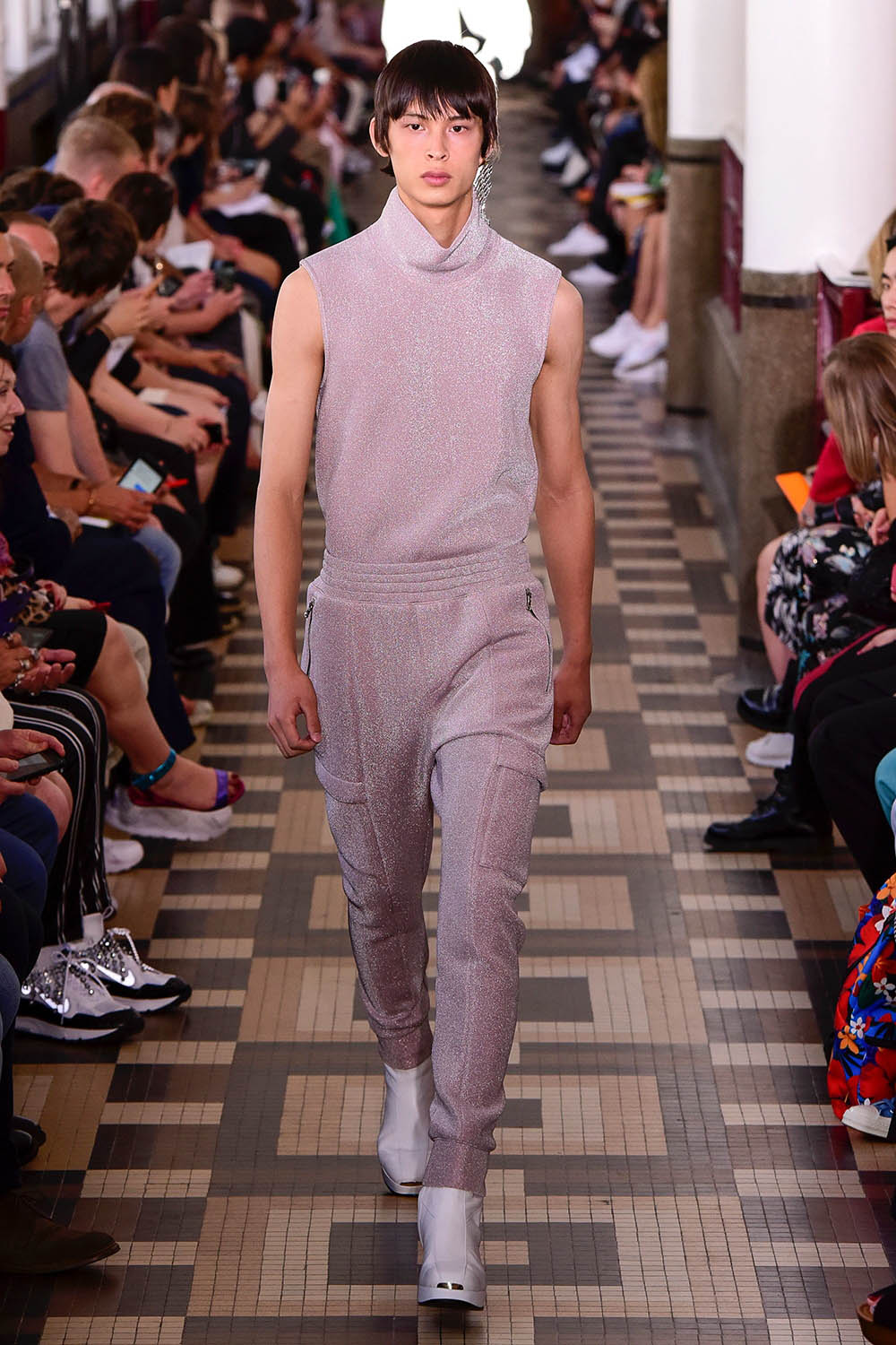 Wooyoungmi Paris Fashion Week Men's SS19 - Sagaboi - Look 25