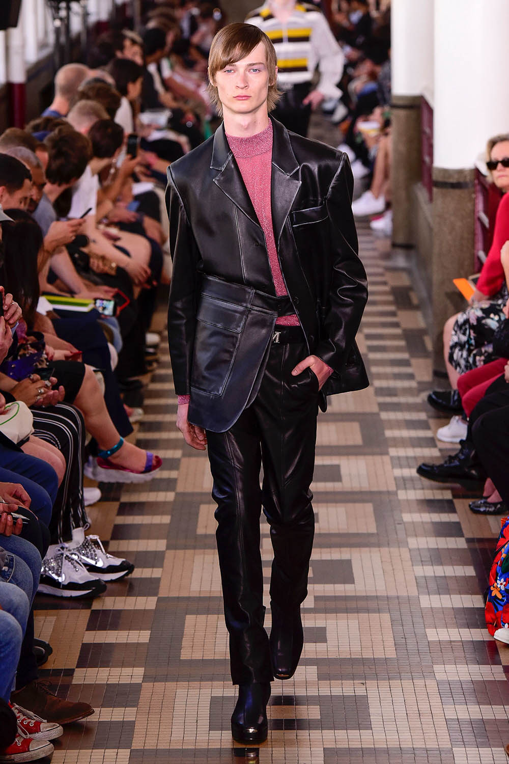 Wooyoungmi Paris Fashion Week Men's SS19 - Sagaboi - Look 29