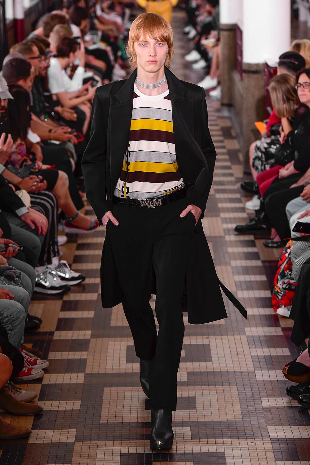 Wooyoungmi Paris Fashion Week Men's SS19 - Sagaboi - Look 31