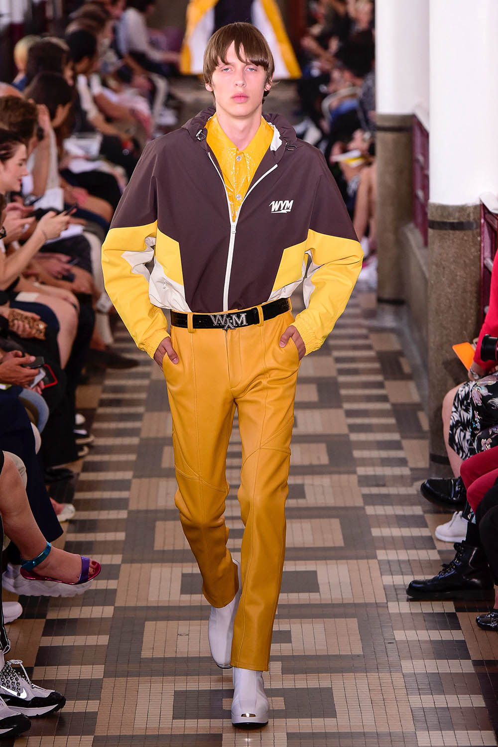 Wooyoungmi Paris Fashion Week Men's SS19 - Sagaboi - Look 32