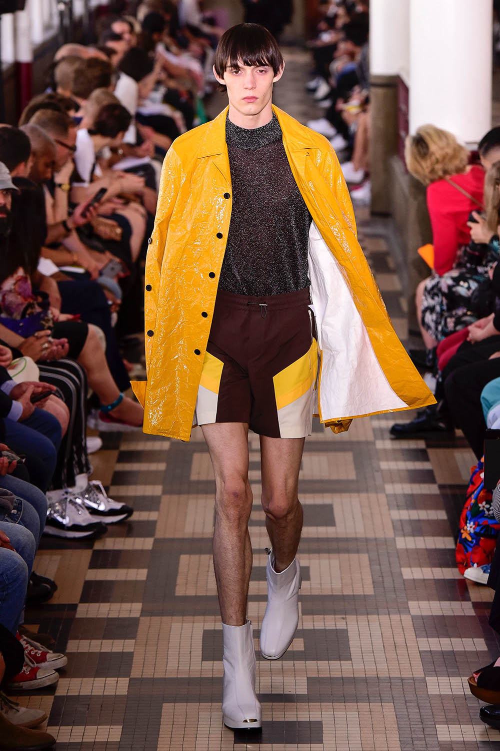 Wooyoungmi Paris Fashion Week Men's SS19 - Sagaboi - Look 33