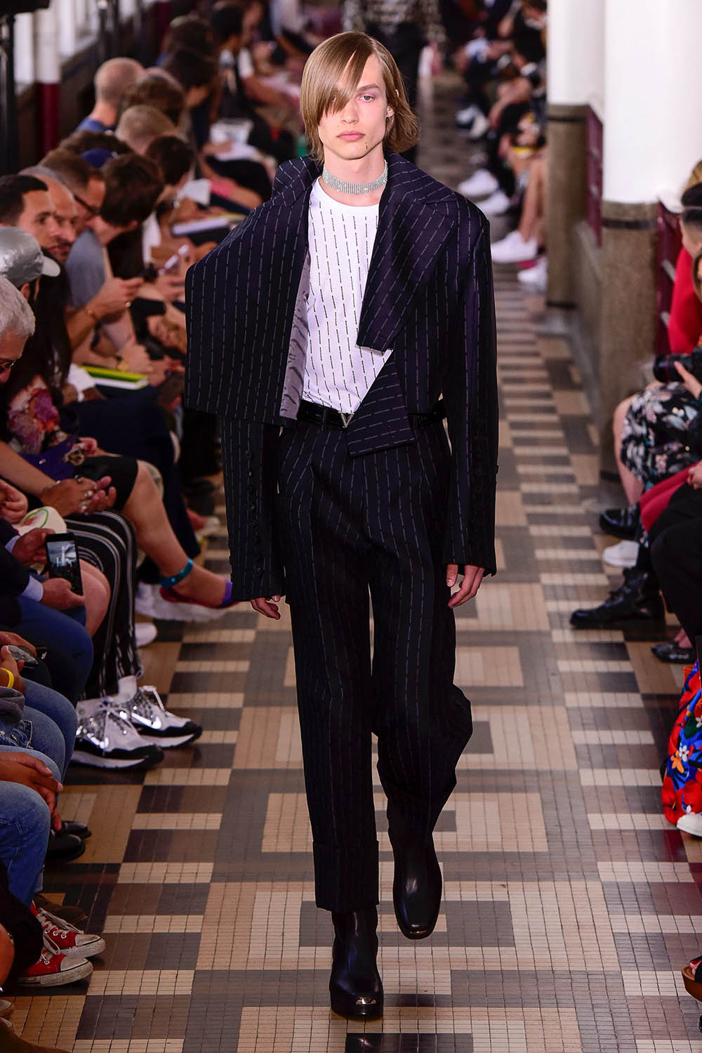 Wooyoungmi Paris Fashion Week Men's SS19 - Sagaboi - Look 37