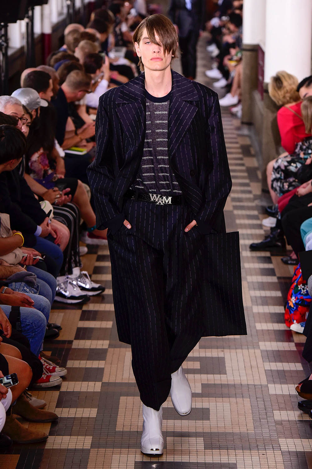 Wooyoungmi Paris Fashion Week Men's SS19 - Sagaboi - Look 39