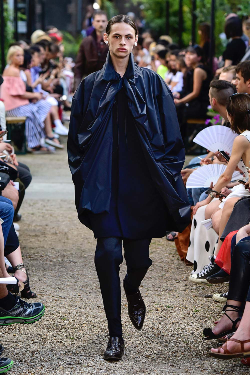 Y Project Paris Fashion Week Men's SS19 - Sagaboi - Look 10