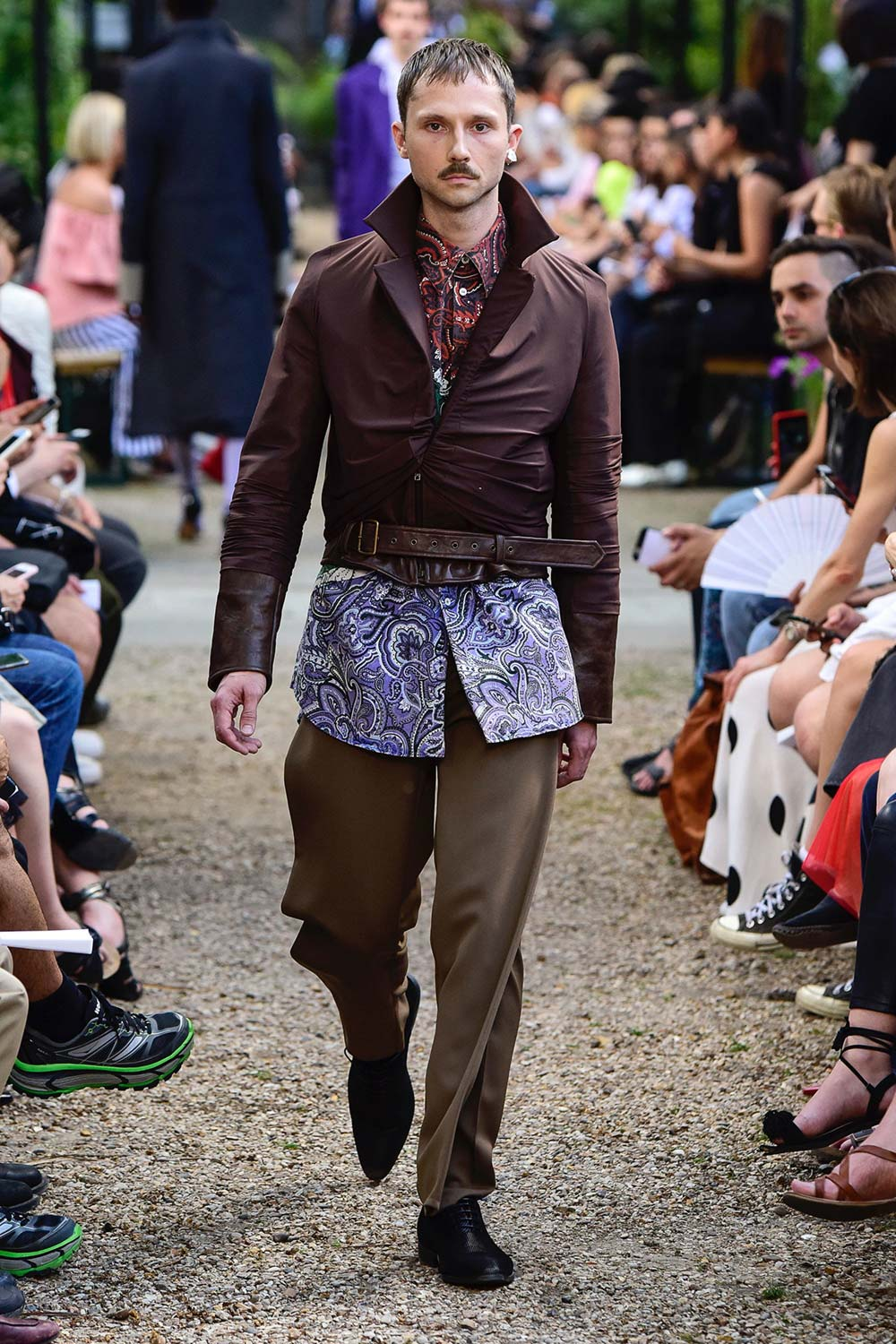 Y Project Paris Fashion Week Men's SS19 - Sagaboi - Look 11