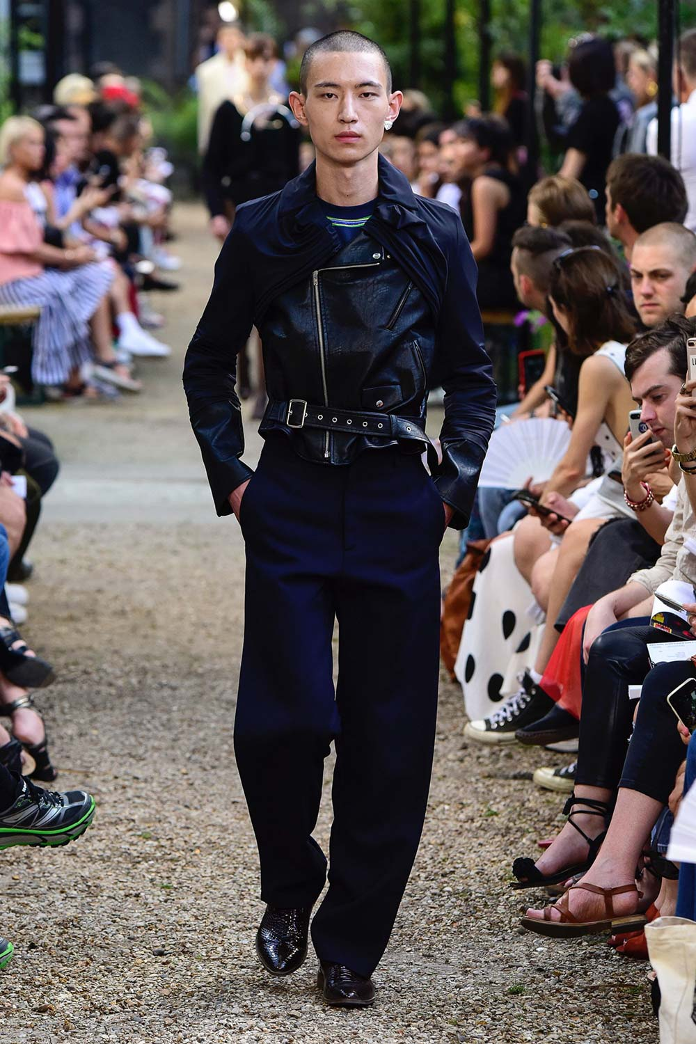 Y Project Paris Fashion Week Men's SS19 - Sagaboi - Look 13
