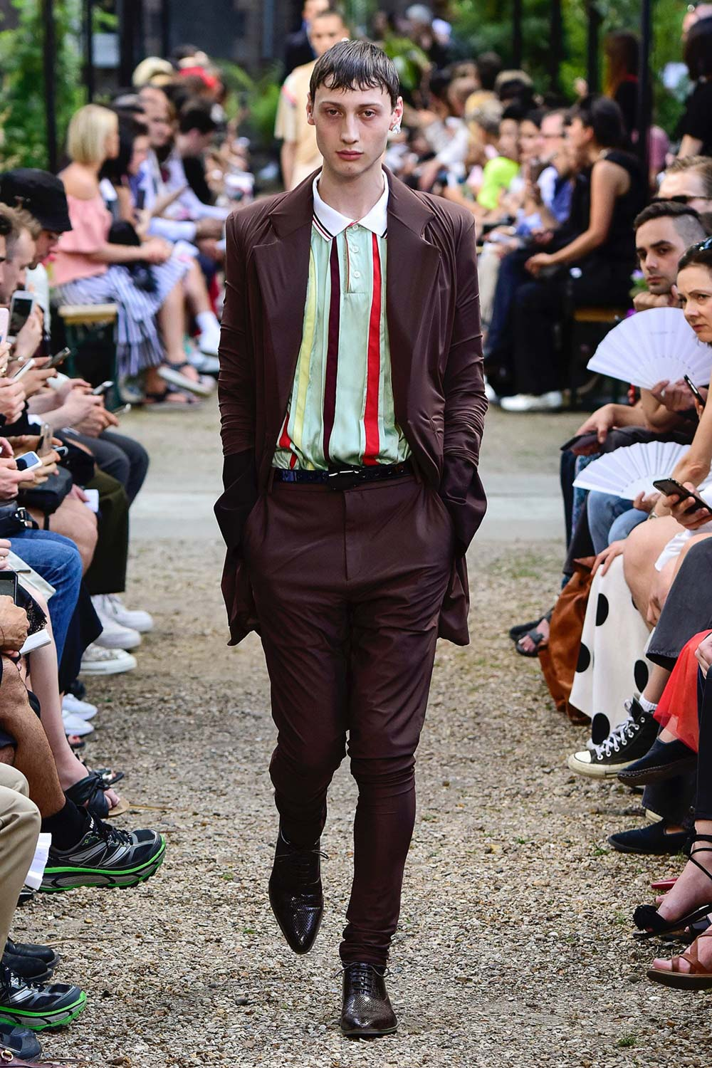 Y Project Paris Fashion Week Men's SS19 - Sagaboi - Look 2