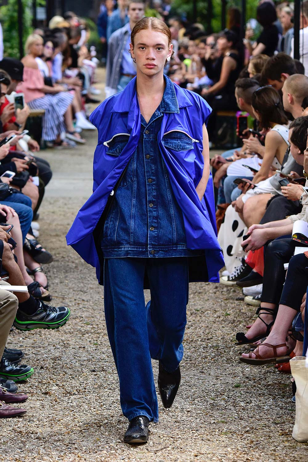 Y Project Paris Fashion Week Men's SS19 - Sagaboi - Look 21